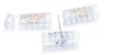 Kit de Preços (510 Peças) - Cristal com Dourado - Imagem 1
