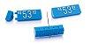 Kit de Preços (255 Peças) - Azul com Branco - Imagem 1