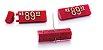 Kit de Preços (510 Peças) - Vermelho com Dourado - Imagem 1