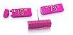 Kit de Preços 255 Peças (Rosa com Dourado) - Imagem 1