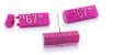 Kit de Preços (255 Peças) - Rosa com Prata - Imagem 1