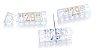 Kit de Preços (255 Peças) - Cristal com Dourado - Imagem 1