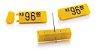Kit de Preços (255 Peças) - Amarelo com Preto - Imagem 1