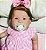 Bebê reborn Juliana artesanal Piihreborn Material Importado - Imagem 2