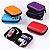 Porta Objeto Carregador e fone de ouvidos em Neoprene 3 Cores - Imagem 1