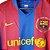 Camisa Barcelona Retrô 2007 - Masculina - Imagem 3