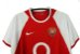 Camisa Arsenal Retrô 2002/03 - Masculina - Imagem 3