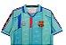 Camisa Barcelona Retrô 1996/97 - Masculina - Imagem 3