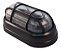 Tartaruga oval preta com grade 4015 - Imagem 1