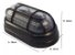 Tartaruga oval preta com grade 4015 - Imagem 2