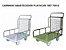REF 72012 CARRINHO ABASTECEDOR PLATACAR (C)850 x (L)600 x (A) 1000mm - Imagem 1