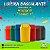 LIXEIRA C/ TAMPA BASCULANTE 15L - Imagem 1