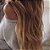 Cabelo natural ondulado – Martha Hair Nº 9 – Loiro muito claro – Ombre hair (Kit com 25g) - Imagem 2