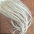 Cabelo loiro ultra claríssimo Martha Hair nº 12, natural, liso, com coloração (kit com 25g) - Imagem 2