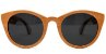 Óculos de Madeira - SNAKEWOOD SKATE NATURAL - Imagem 1