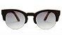 Óculos de Madeira  - MOITY BLACK SERIES // WOOD = EBANO+ZEBRAWOOD - Imagem 1
