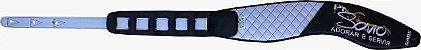 Correias de Luxo Anatômicas Marca CABE - para contrabaixo - guitarra ou violão - Imagem 23