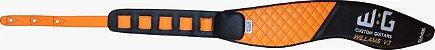 Correias de Luxo Anatômicas Marca CABE - para contrabaixo - guitarra ou violão - Imagem 26