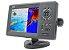 GPS Sonar AIS Transp Onwa KCOMBO 7A + transdutor bronze - Imagem 2