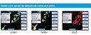 """GPS 12"""" Carta, Sonda, Radar, AIS  KP-1299X Onwa Marine - Imagem 9"""