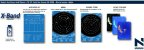 "Radar Marítimo 4kW 36nm LCD 10"" colorido Onwa KR-1008 - Imagem 7"