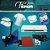 Kit Unica Titanium Prensa Plana 38x38 + Silhouette Cameo 4 + Impressora + Curso Presencial de Silhouette - Imagem 1