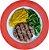 Hambúrguer de Patinho, purê de Abóbora e Espinafre refogado - Imagem 1