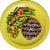 Hambúrguer de Patinho e Mix de Legumes - Imagem 1