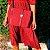 Bolsa feminina transversal Lara em camurça várias cores  - Imagem 2