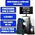 COMPUTADOR GAMER GENIOS I5, 8GB, SSD 240GB, HD 1TB, WINDOWS 10, PLACA DE VÍDEO GT 1030, MONITOR, TECLADO E MOUSE GAMER - Imagem 1