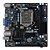 PLACA MAE ECS H310CH5-M2 DDR4 VGA/HDMI LGA 1151 - Imagem 1