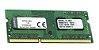 Memória Notebook DDR3 4Gb Kingston 1600Mhz - Imagem 1