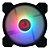 Cooler 120mm RGB GV-F010 Redragon - Imagem 2