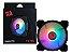 Cooler 120mm RGB GV-F010 Redragon - Imagem 1