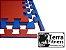 Tatame 100cmX100cmX20mm - Terra Fitness - Imagem 1
