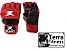 Luva MMA Vermelha - Terra Fitness - Imagem 1