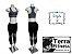 Conjunto Leg - Style 3 - Terra Fitness. - Imagem 1
