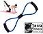 """Extensor elástico """"8"""" Forte- Terra Fitness - Imagem 1"""