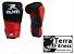 """Luva de boxe """"10oz""""  Vermelha - Terra Fitness - Imagem 1"""
