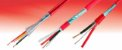 Cabo ALARMFIRE  3x1,5 mm² Cu CL2 PVC/EB 300V BC PVC ST1  NBR17240 vermelho - Imagem 1