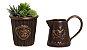 Vaso Vintage Antique Marrom  - Imagem 2