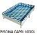 PISCINA CAPRI 1000L ESTRUTURA DE FERRO - Imagem 1