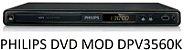 DVD PHILIPS MOD. DPV3560K HDMI E KARAOKÊ - Imagem 1