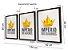Quadro Decorativo Floresta Amarela - Imagem 9