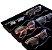 Organizador de Óculos Para Gaveta Preto Aveludado 420x320x35mm - Imagem 1