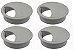 Acabamento Passa Fio Para Mesa Computador 46mm - Imagem 3