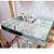 Bandeja Espelhada De Mesa Para Sala Jantar - 15x20cm  - Imagem 1