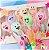 Caneta Emoji Gliter QuickSand LED - Imagem 1