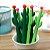 Caneta Cacto Flor Mod. 02 10 un - Imagem 1