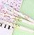 Caneta Aihao 4 cores Floral  - Imagem 1